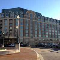 Photo taken at Mandarin Oriental, Washington DC by Stirling D. on 10/22/2012