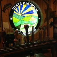 Photo taken at Mountain State Brewing Co. by Scott B. on 6/3/2013