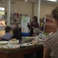 Photo taken at The Doylestown Bookshop by Christina K. on 4/9/2013