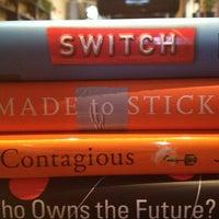 Photo taken at The Doylestown Bookshop by Christina K. on 5/18/2013