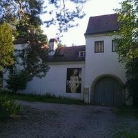 Photo taken at Jagdschloss Grunewald by Jeannette H. on 7/17/2014