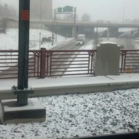 Photo taken at Franklin Avenue LRT Station by Tim L. on 4/18/2013