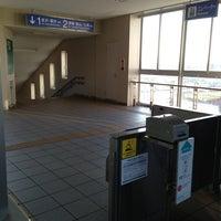 Photo taken at Higashi-Kanazawa Station by いおりん on 3/4/2013