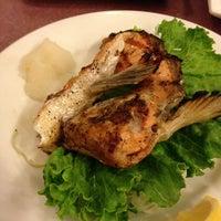 Photo taken at Masa's Sushi by Josh W. on 3/20/2013