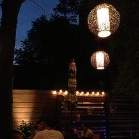 Photo taken at Leng Thai by Zoe L. on 8/11/2013