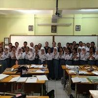 Photo taken at SMA Negeri 5 Bandung by gusti i. on 9/11/2013