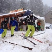 Photo taken at El Tirol - Pista Llarga by Magi A. on 3/9/2012