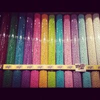 Photo taken at M&M's World by Alyssa F. on 7/19/2012