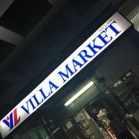 Photo taken at Villa Market by marimo on 5/22/2016