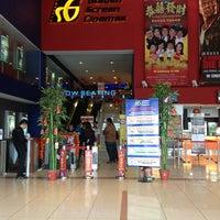 Photo taken at Golden Screen Cinemas (GSC) by BaWaNg P. on 2/9/2013