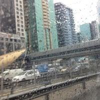 Photo taken at Sheikh Mohammed Bin Zayed Road شارع الشيخ محمد بن زايد by العنود on 3/26/2014