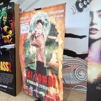 Photo taken at Big Cinemas by Akim on 8/31/2013