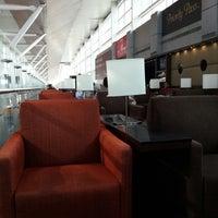 Photo taken at Plaza Premium Lounge by Ani G. on 11/15/2013
