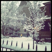 Photo taken at St. Mary Gate Of Heaven Church by Gwendolyn C. on 2/3/2014