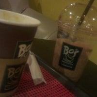Photo taken at Bo's Coffee by Al B. on 1/5/2013