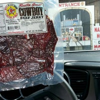 Photo taken at Gus's Fresh Jerky by German C. on 3/13/2014