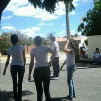 Photo taken at Escola Estadual Dr. Edino Jales by Betinha A. on 8/13/2013