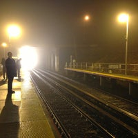 Photo taken at LIRR - Douglaston Station by Vince C. on 2/5/2013