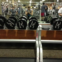 Photo taken at 24 Hour Fitness by Stacy D. on 2/8/2013