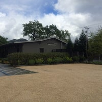 Photo taken at Medlock Ames Tasting Room by Janet C. on 4/4/2014
