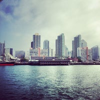 Photo taken at San Diego Bay by Olivier P. on 12/7/2012