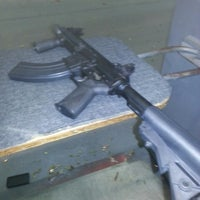 Photo taken at Pembroke Gun & Range by Floyd S. on 4/23/2013