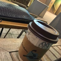 Photo taken at Caribou Coffee by Waleed Almuhaini on 4/18/2016
