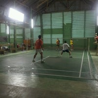 Photo taken at UNKLAB Sport Hall by Timm M. on 9/7/2013