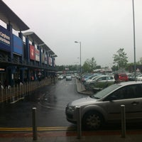 Photo taken at Manchester Fort Retail Park by Sasha K. on 9/15/2013