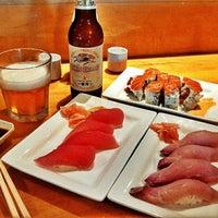 Photo taken at Young Sushi by Nikki N. on 3/19/2014