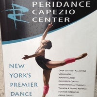 Photo taken at Peridance Capezio Center by Erin P. on 3/16/2013