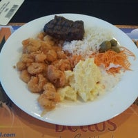 Photo taken at Betto's Grill by Diego N. on 10/5/2012