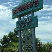 Photo taken at P. Terry's Burger Stand by Daniel S. on 6/6/2013
