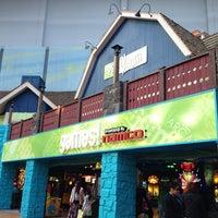 Photo taken at Namco® Arcade & Midway by jeff k. on 3/28/2013