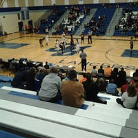 Photo taken at Brookfield Central High School by Damanique D. on 11/25/2012