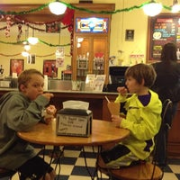 Photo taken at Beth Marie's Old Fashioned Ice Cream & Soda Fountain by Fred M. on 12/29/2013