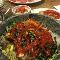Photo taken at Shin Chon Garden Restaurant by Alma A. on 4/30/2016