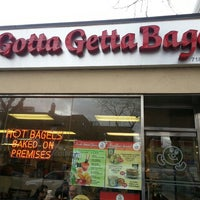 Photo taken at Gotta Getta Bagel by Ejaz S. on 3/14/2013
