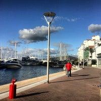 Photo taken at Ocean Village by Tulio P. on 1/13/2013