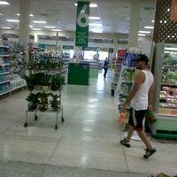 Photo taken at Supermercados Nacional by Rudy P. on 9/29/2012