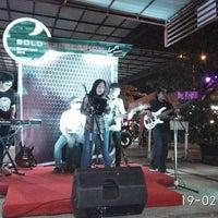 Photo taken at Black Coffee by R Adhi P. on 2/20/2016