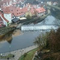 Photo taken at RegioJet Praha - Český Krumlov by Аненька 🐈 Г. on 11/24/2016