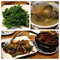 Photo taken at Red Chopstick (Hongkuaizi) by Jennifer on 12/26/2012