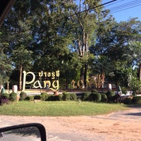 Photo taken at Pang Rujee Resort by Supreena S. on 10/2/2014