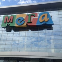 Photo taken at МЕГА Дыбенко / MEGA Mall by Саша Б. on 8/20/2013