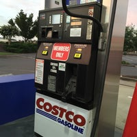 Photo taken at Costco Gasoline by Michael L. F. on 8/11/2016
