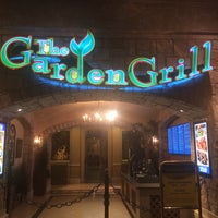 Photo taken at Garden Grill by Olli on 9/8/2015