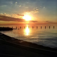 Photo taken at Chicago Lakefront by Gareth J. on 5/16/2013