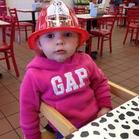 Photo taken at Firehouse Subs by Alyssa on 1/23/2014