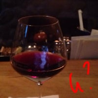Photo taken at JoJo Bistro & Wine Bar by Daria on 9/9/2014